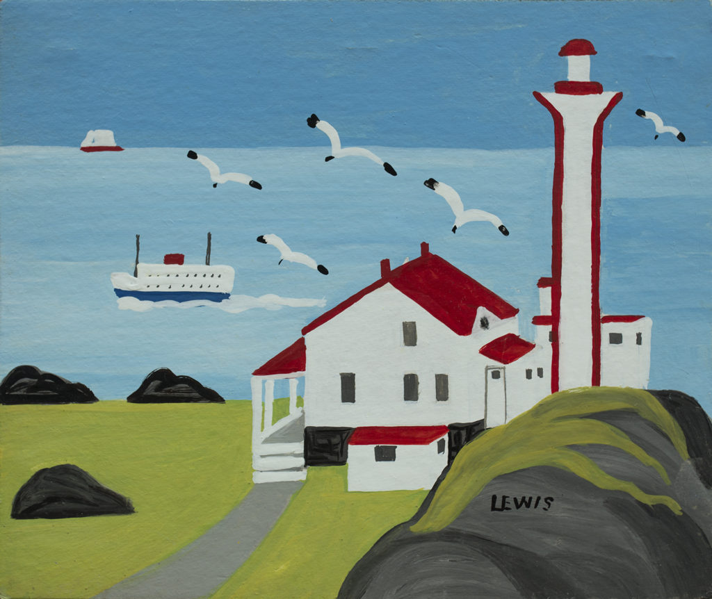 Maud Lewis Lighthouse