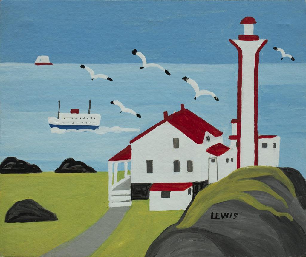Maud Lewis Lighthouse
